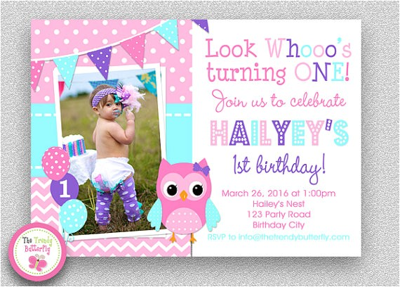 girls birthday invitation girls 1st birthday