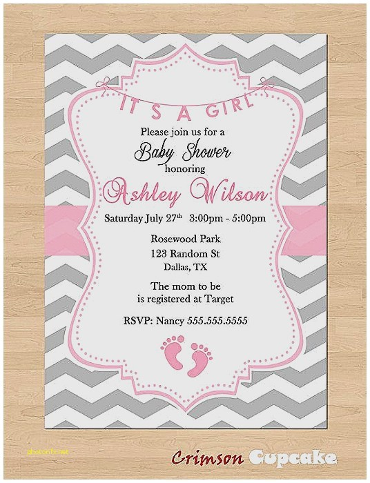 pamper invitations baby shower