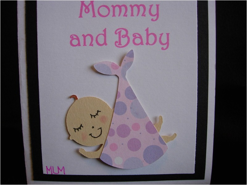 pamper mommy and baby shower invitation