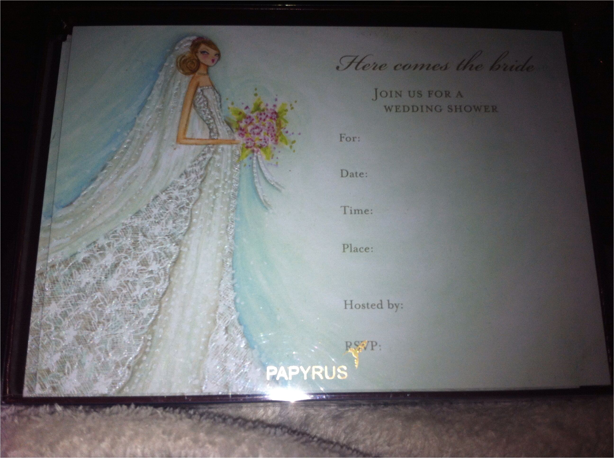 Papyrus Bridal Shower Invitations Bridal Shower Invitations Bridal Shower Invitations Papyrus