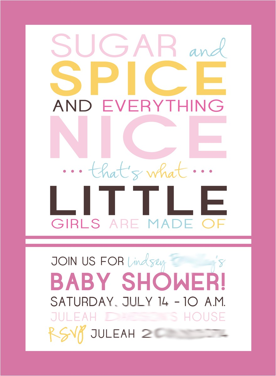 baby shower invitations at party city 2