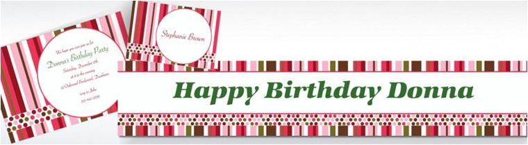 custom happy birthday invitations do