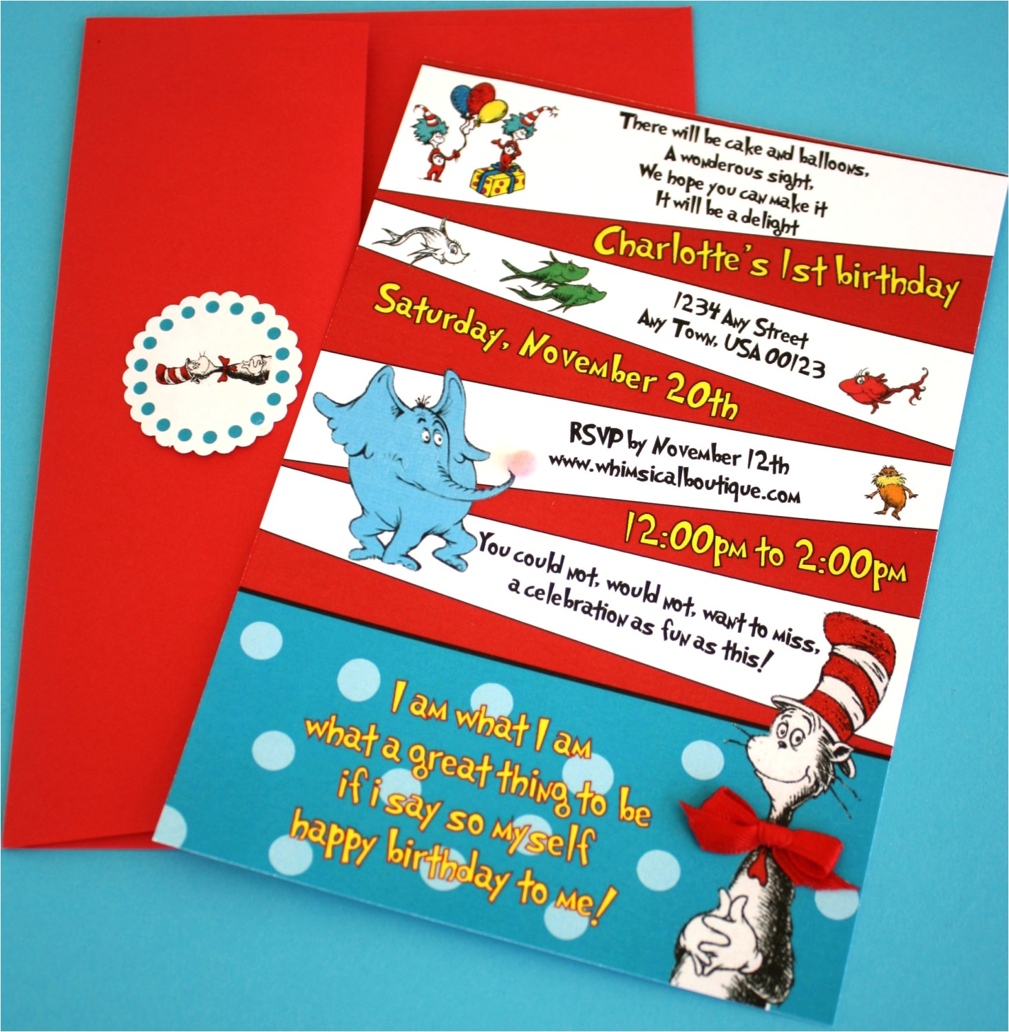 conservative dr seuss baby shower invitations oh the places youll go