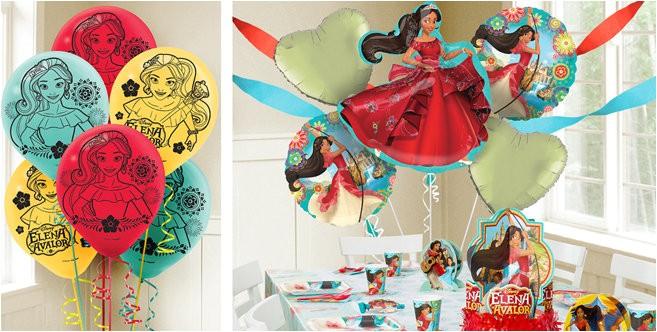 elena of avalor balloons