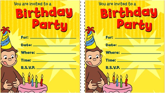 awesome party city birthday invitations images gallery