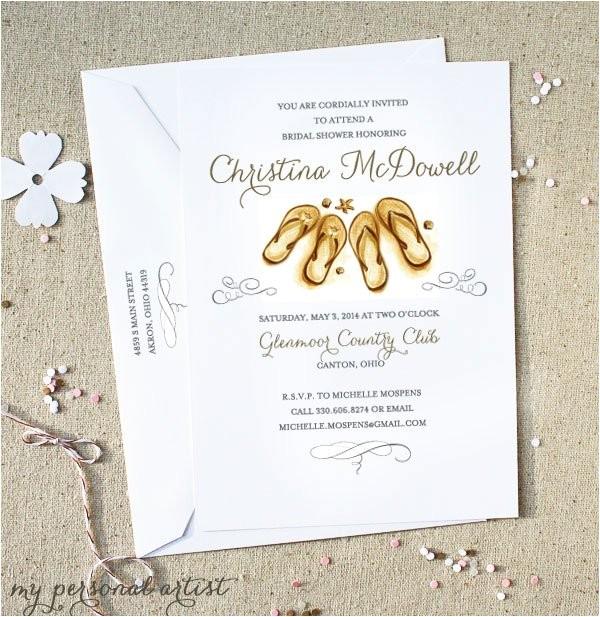 Personal Bridal Shower Invitation Wording Personal Bridal Shower Invitations