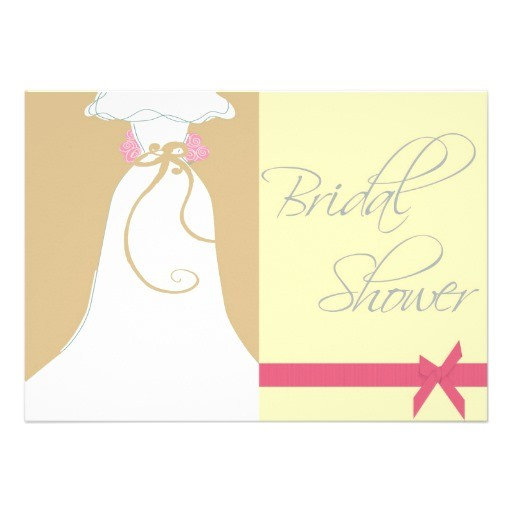 personalized bridal shower invitation 161966437109544963