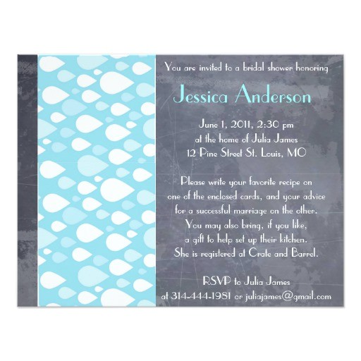 personalized bridal shower invitations 161042334194048277