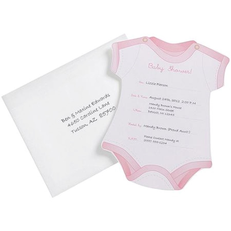 baby shower invitations at walmart