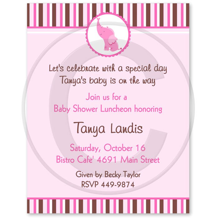 wording for baby boy shower invitations