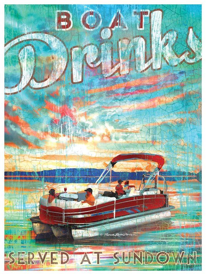 pontoon boat ideas