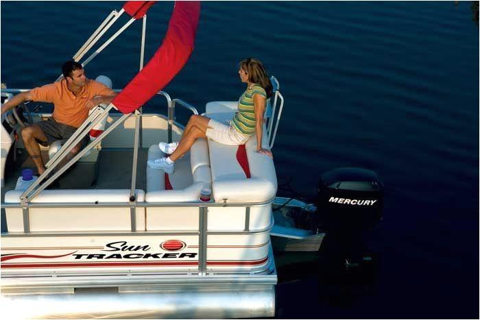 tracker suntracker party barge 21 pontoon boat ebay