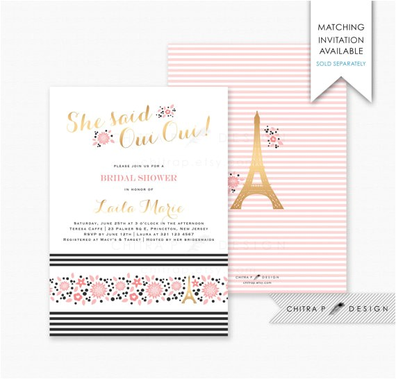 bridal lingerie size insert card printed