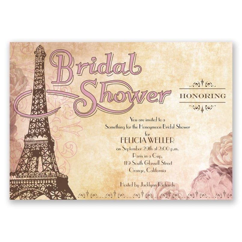designs bridal shower wording for cards with bridal show