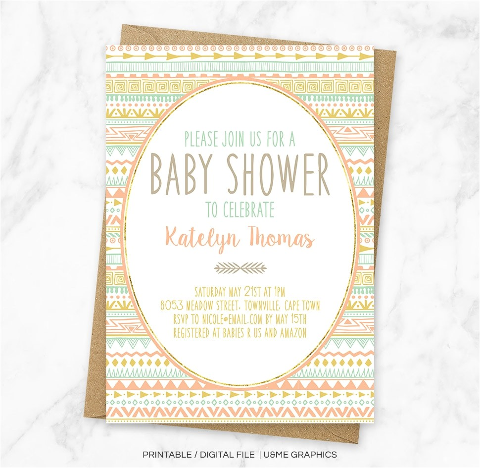 baby shower invitations cape town ume graphics shop digital