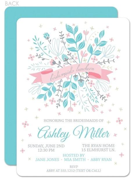 pre wedding invites