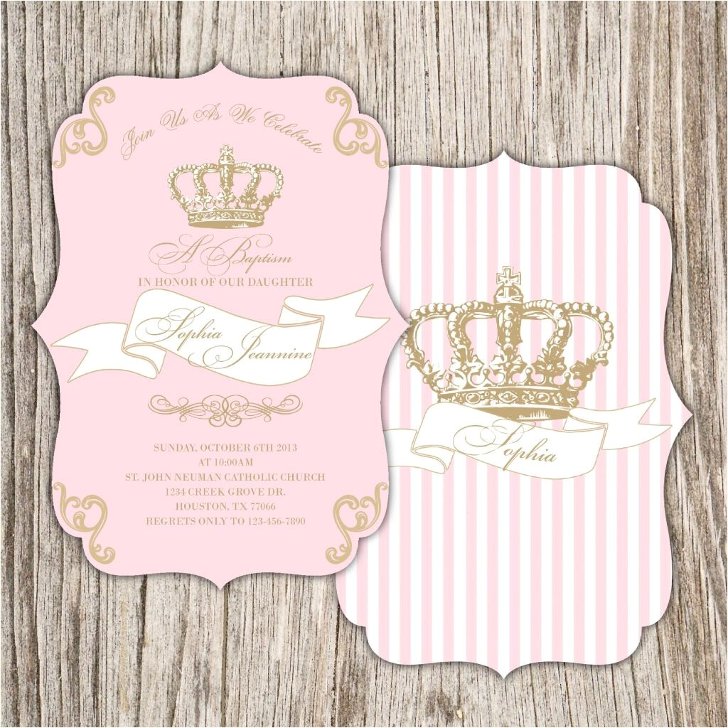 most popular princess baby shower invitations on this year