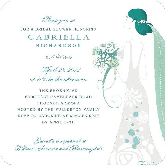 dreamful princess bridal shower invitation cards hpb144 p 175
