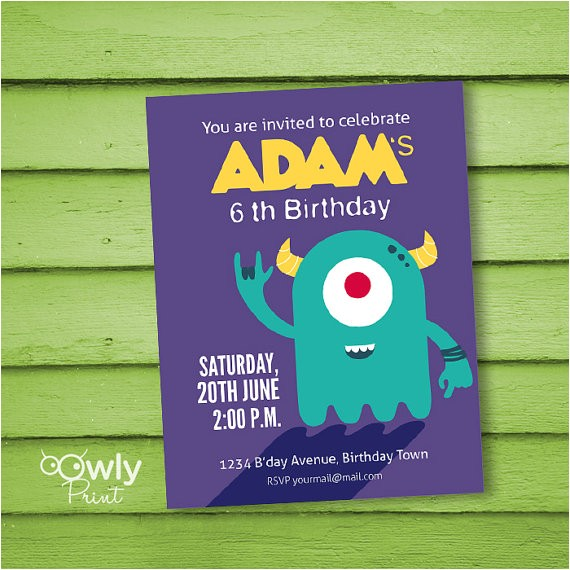 printable personalized alien birthday