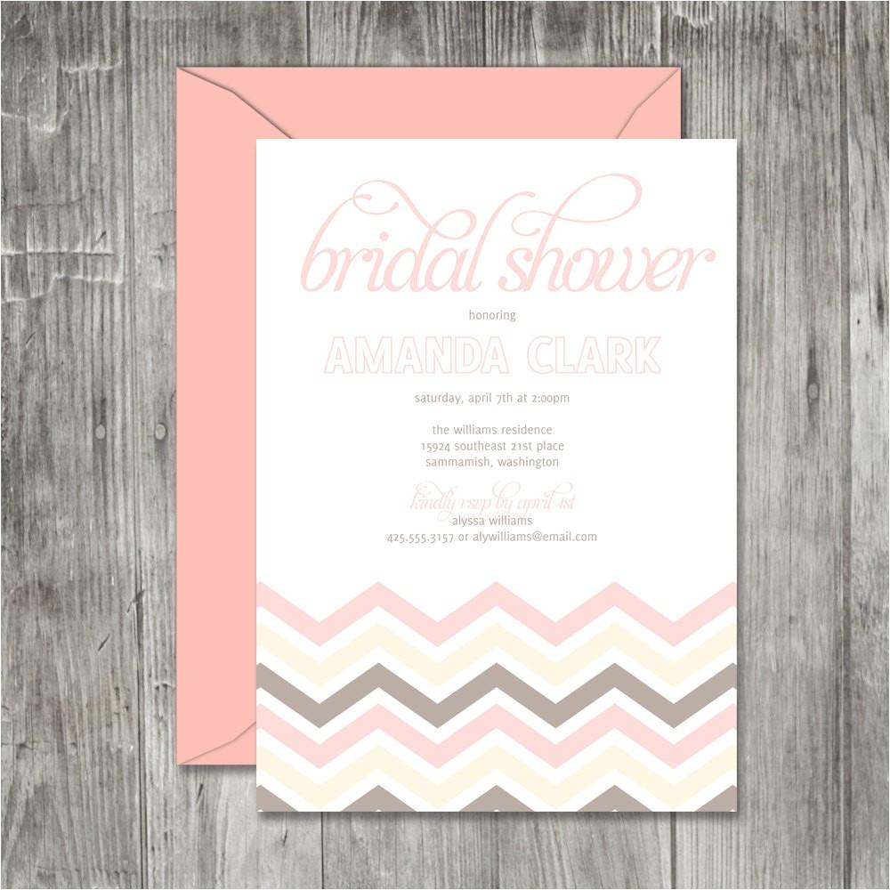 bridal shower invitation etiquette ideas