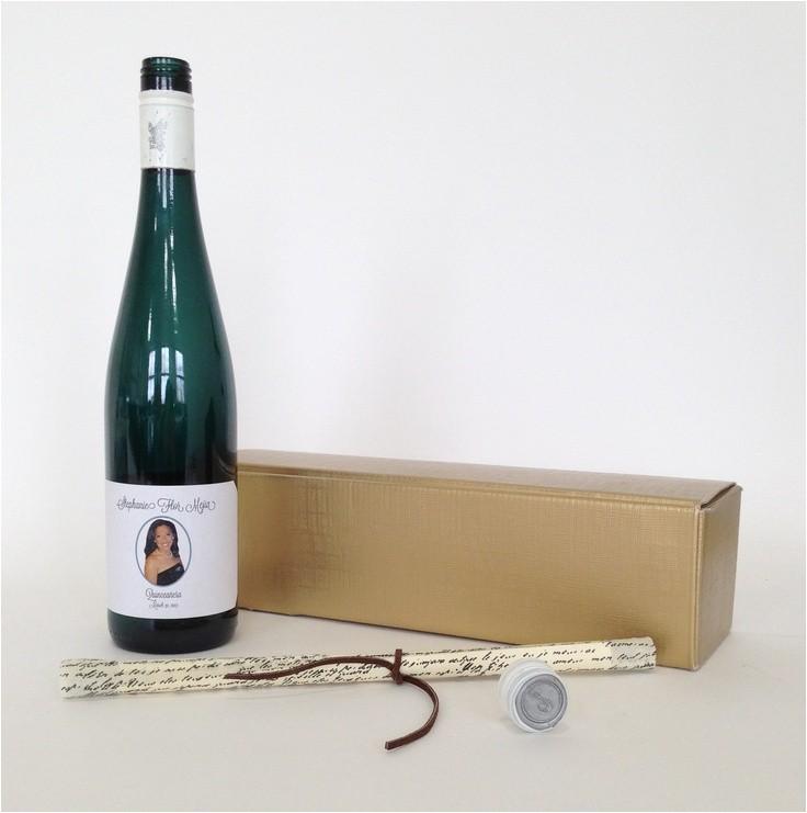 quinceanera invitations bottle