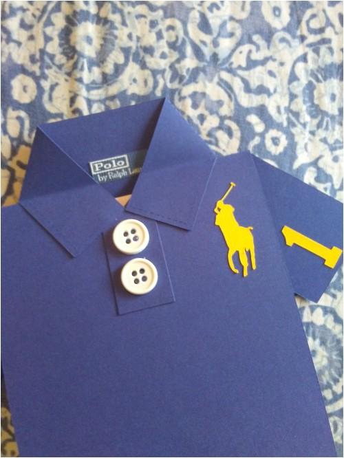 10 classy ralph lauren polo inspired baby shower invitations birthday