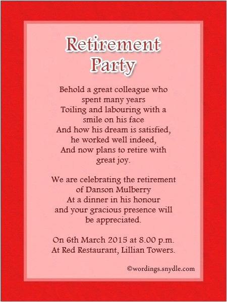 retirement invitation wording funny retirement party invitation retirement invitation wording etiquette