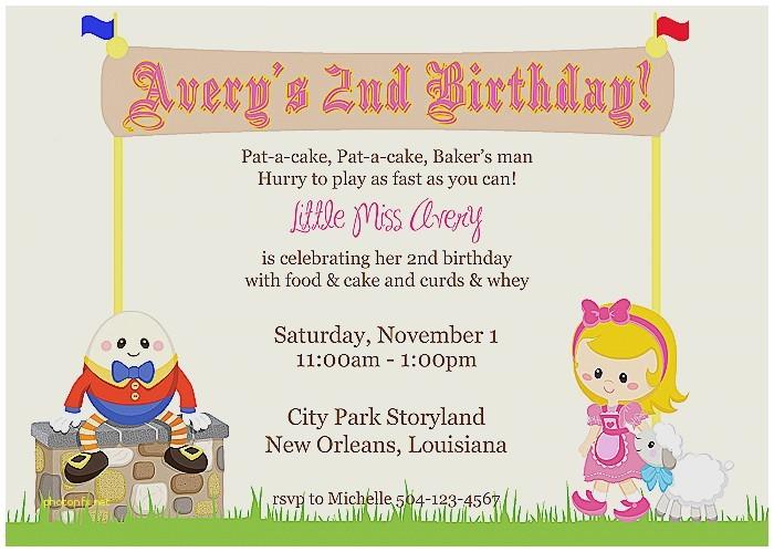 rhyming baby shower invitations