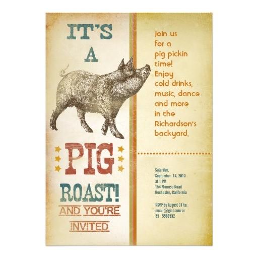 roast invitations
