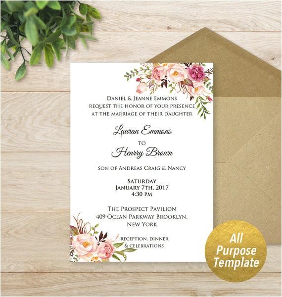 rustic bridal shower invitations vistaprint