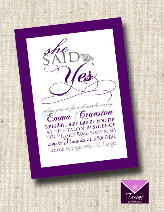 printable bridal shower invitation bridal wedding