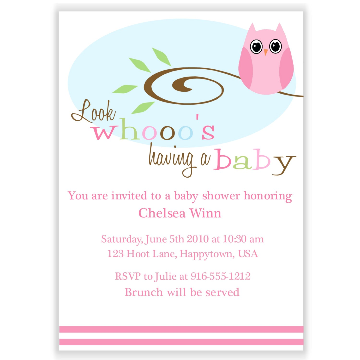 shutterfly baby shower invitations template