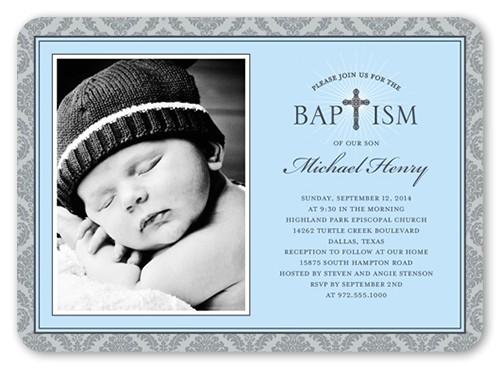 radiant cross boy baptism invitation 5x7 flat productCode= &categoryCode= &skuCode=