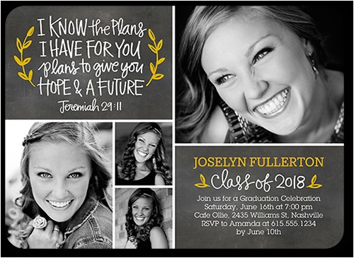 0photo graduation invitations
