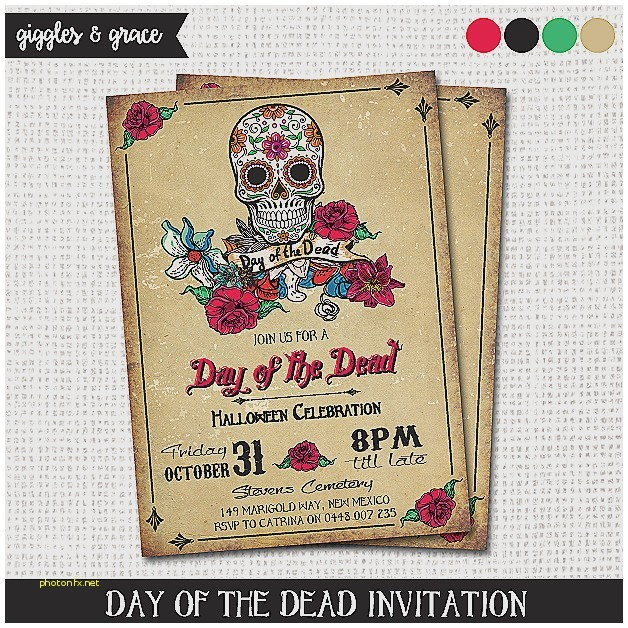 skull baby shower invitations