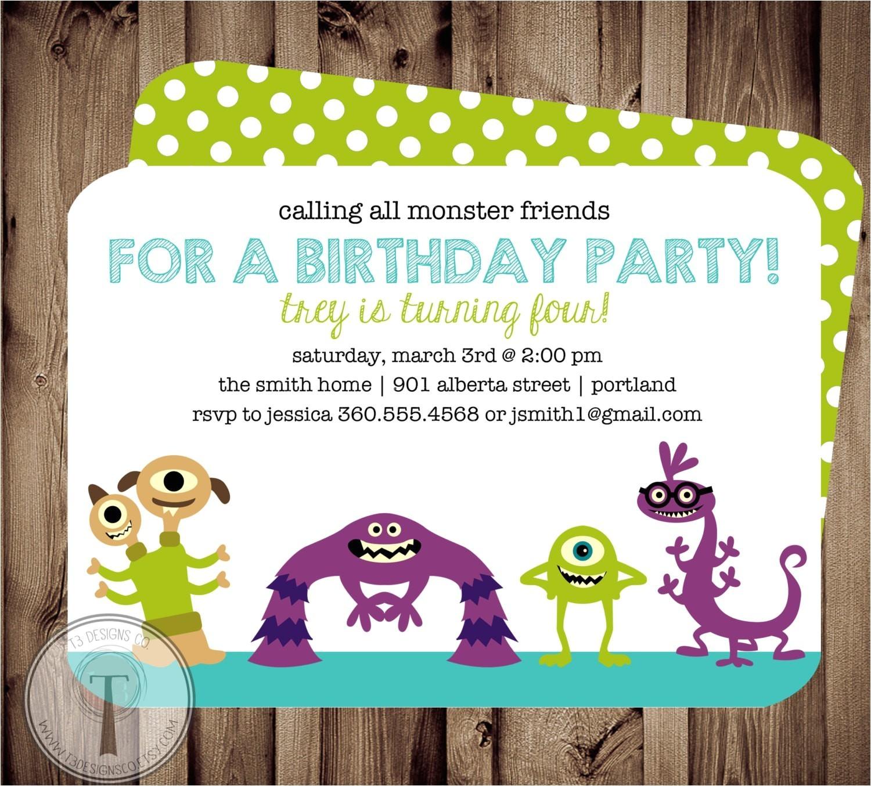 invitation for birthday sms