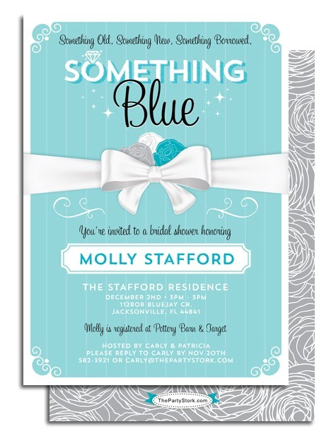 free printable tiffany blue wedding invitations
