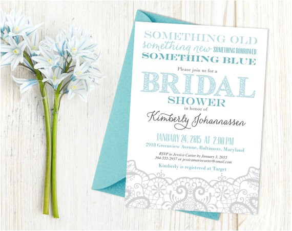 something borrowed something blue bridal