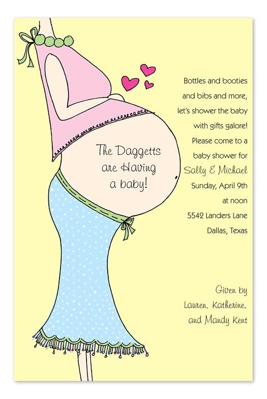 spanish baby shower invitations wording