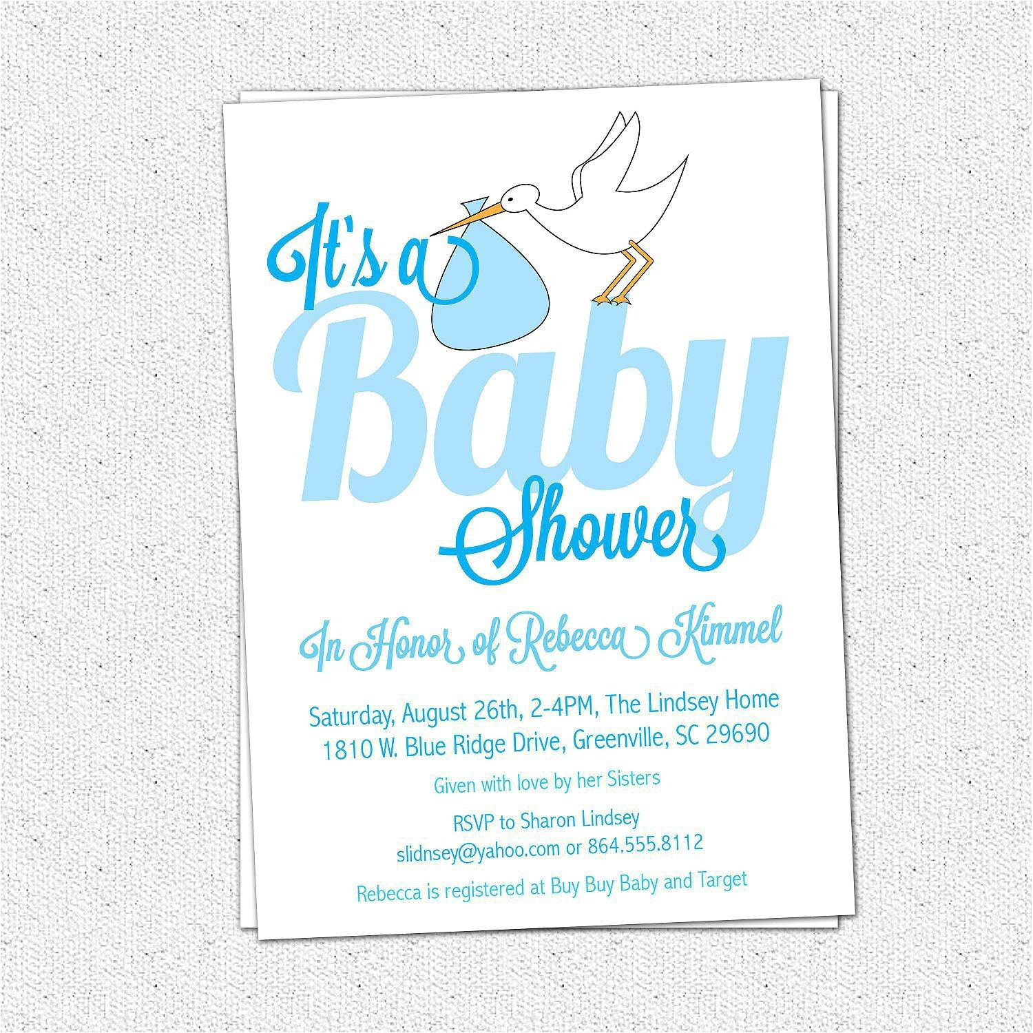 baby shower invitations templates in spanish
