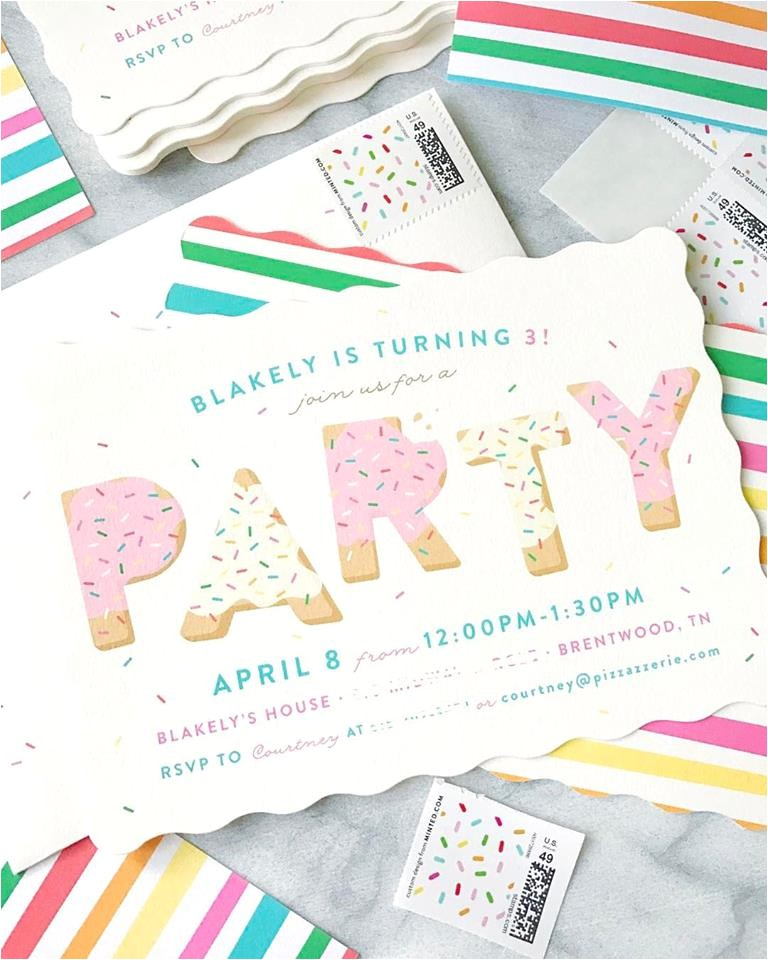 blakelys sprinkle party birthday