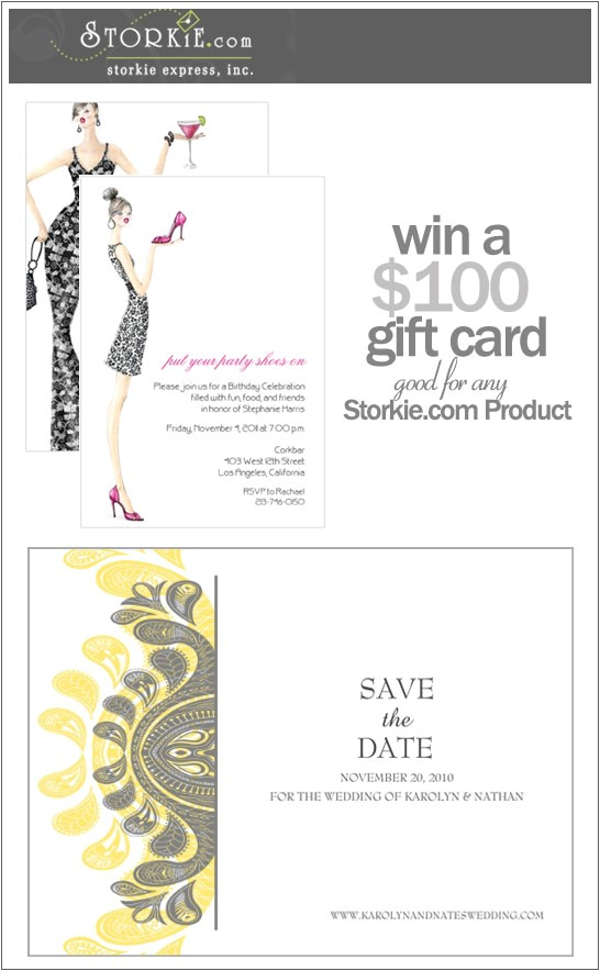 storkie express giveaway