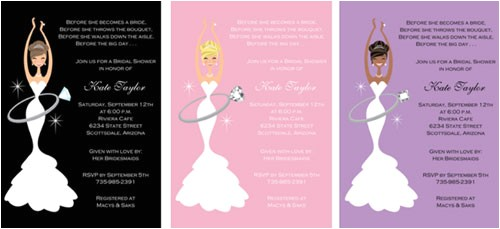 storkie shower invitations