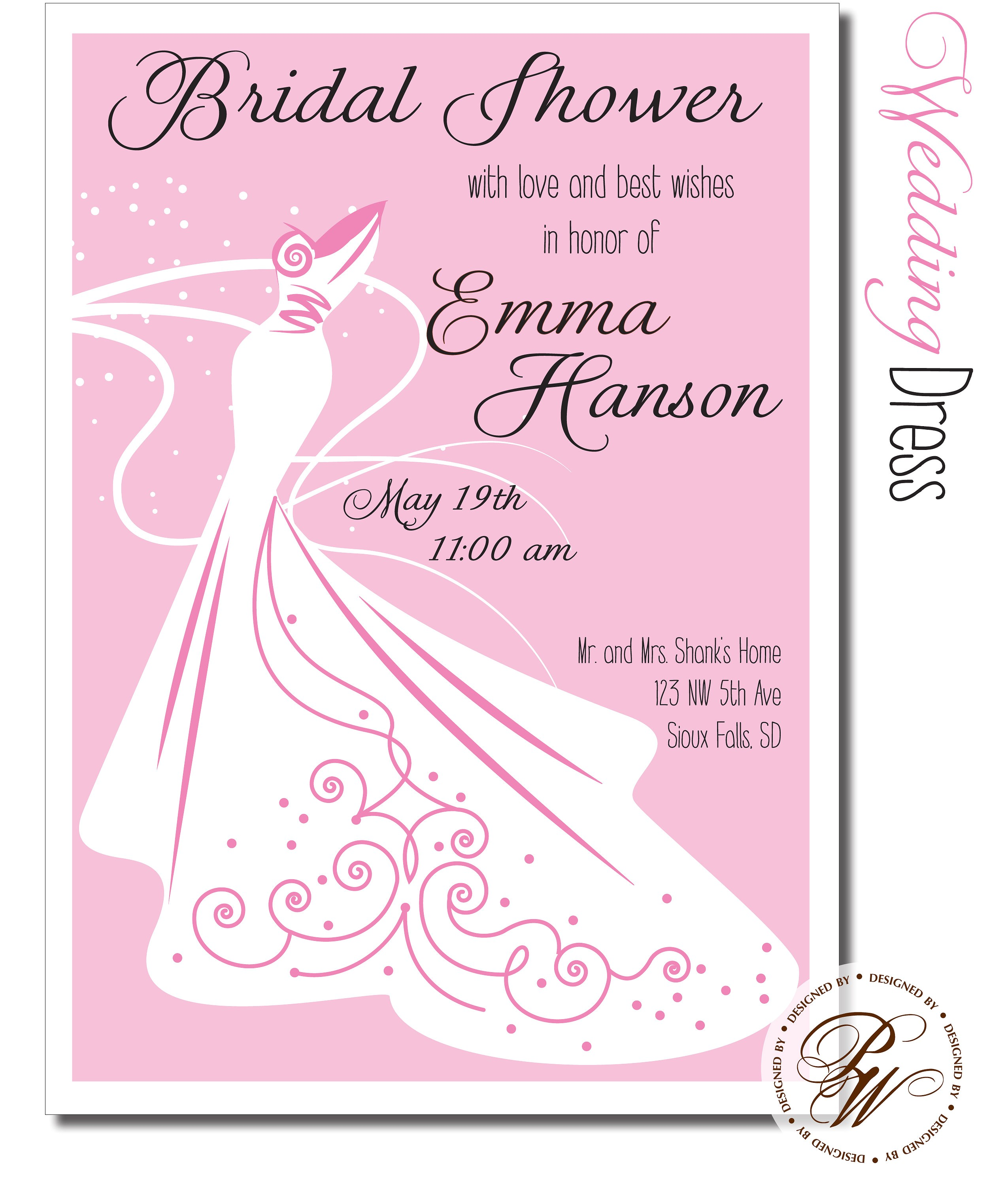 wedding shower invitations bridal shower invitations