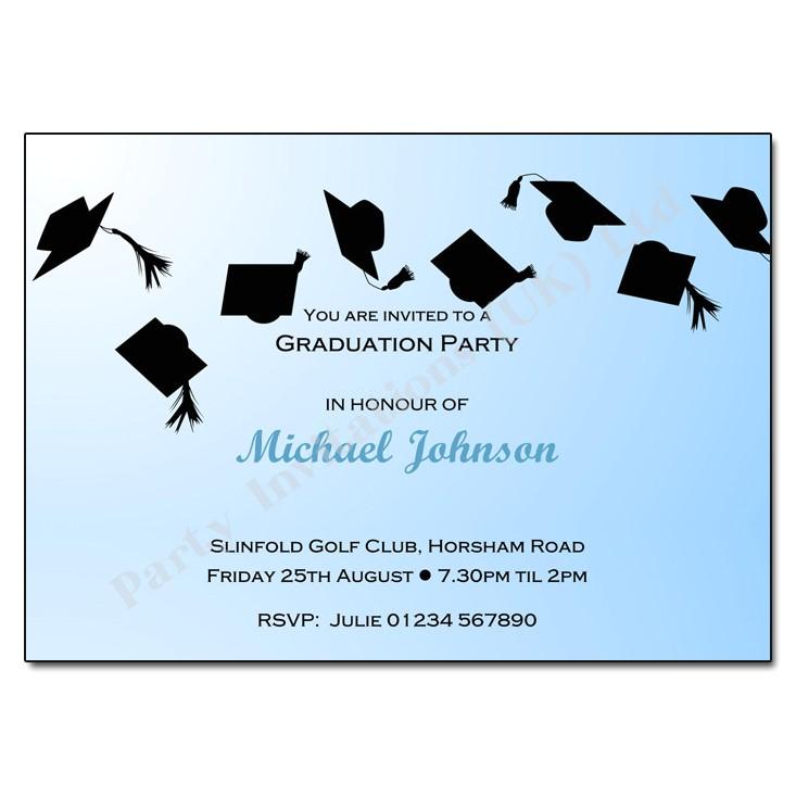 graduation party invitations graduation cards