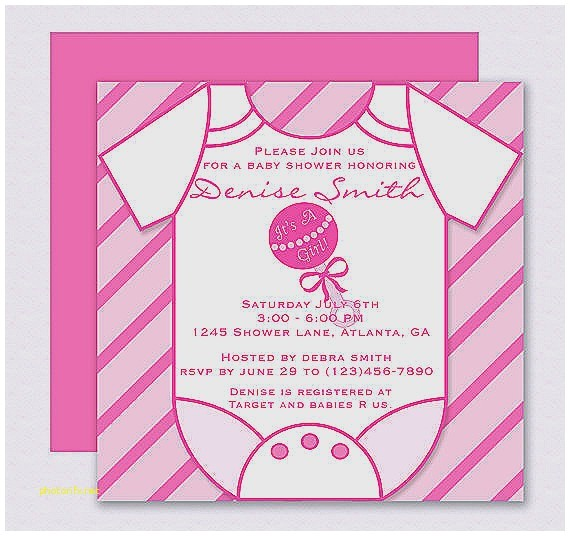t shirt baby shower invitations