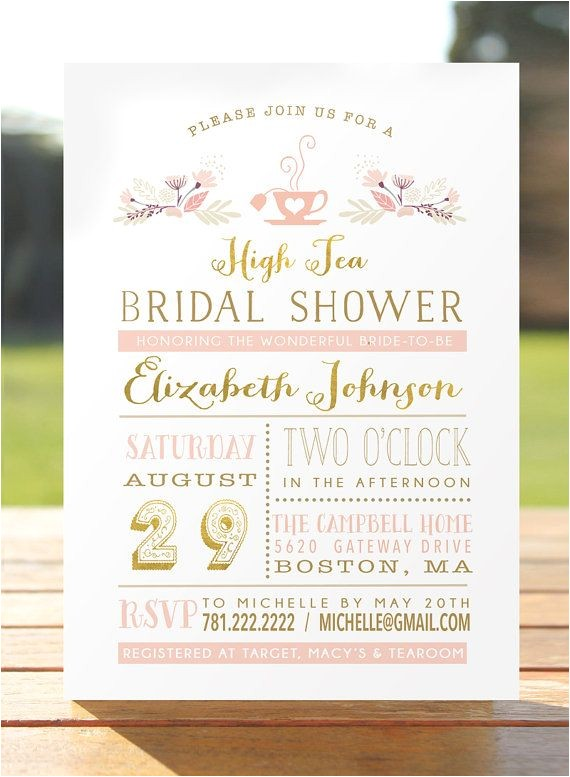 bridal shower invitations at vistaprint
