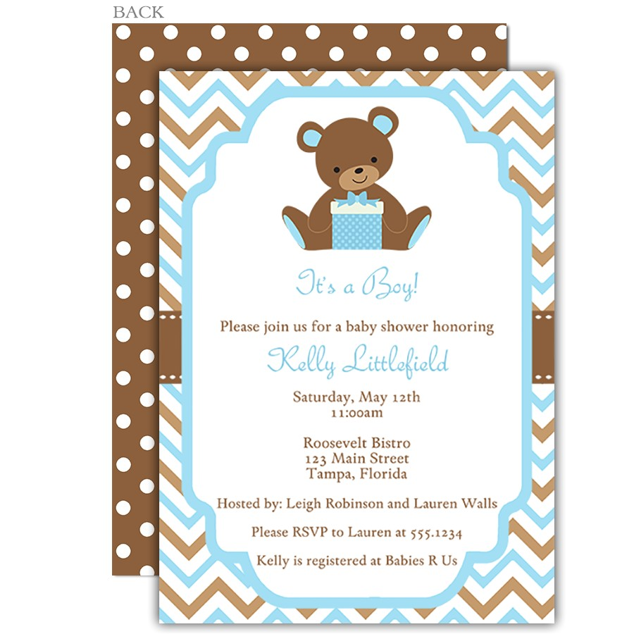 teddy bear baby shower invitations and the invitations of the baby shower invitation templates to the party sketch with cool idea 18