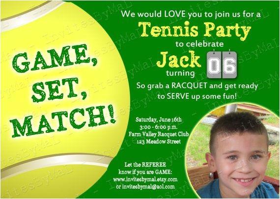 wills tennis party