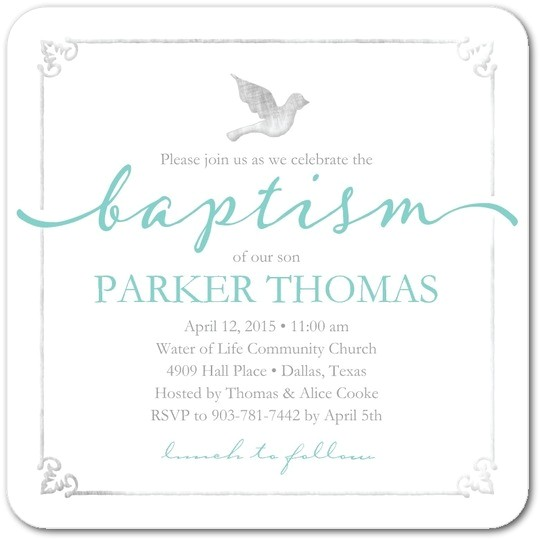 3 best websites for baptism invitations